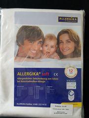Bettbezug für Allergiker