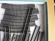Gleismaterial Spur TT Hohlprofil verschiedene