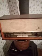 Grundig Radio Antik