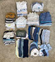 XXL Kleiderpaket Baby Junge Gr