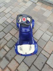 Bobbycar im BMW Style