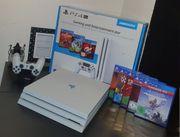 Playstation 4 PRO 5 Games