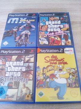PlayStation 2 - PS2 Spiele