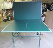 Tischtennisplatte Kettler mit Netz - wetterfest