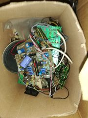 Elektronik-Bastelmaterial