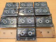 TDK CDing II C-90 Cassetten