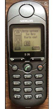 Siemens S35 Handy gebraucht mit