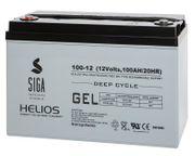 SIGA Gel Batterie 100AH