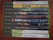 xBox - Spielesammlung - 30 Games