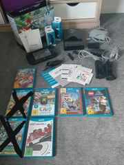 Nintendo Wii U Konsole Zubehör -