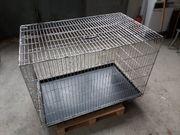 Hunde Metall Käfig Box klappbar