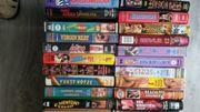 Erotische VHS Kasseten