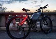 Ebike Electric Mountainbike - KOSTENLOSER Versand -