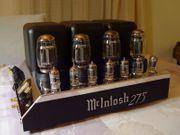Röhrenendstufe Mcintosh MC275 IV