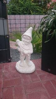Gartendekoration Putte Musiker Figuren Skulpturen