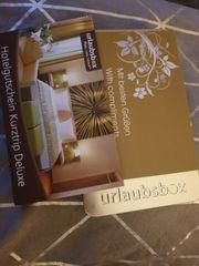 Urlaubsbox Kurztrip Deluxe Hotelgutschein 2x2