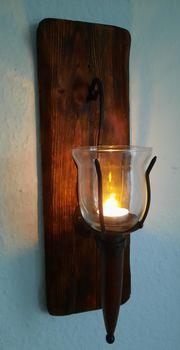Kerzenhalter Deko mit Teelicht