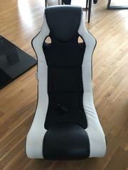 Bluetooth Stuhl Soundchair Booster schwarz