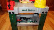 Kinderwerkbank - BOSCH SUPER WERKBANK -