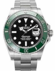 Rolex Submariner 126610LV Stahl Uhr