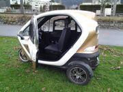 Electro Fahrzeug zu verkaufen