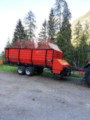 Deutz Fahr K 390 Ladewagen