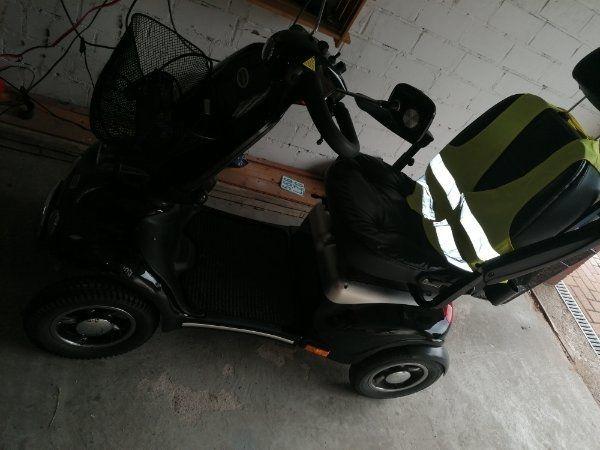 Elektromobil max 15km h
