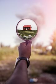 Suche Haus Grundstück 350m2 im