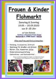 Frauen-Kinder-Flohmarkt in Ellensen am 19