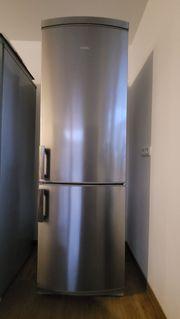 Kühl-Gefrier-Kombination Kühlschrank AEG Santos S73402CNS2
