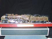 Standmodelle Dampfloks 1 87