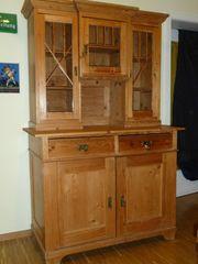 Antikmöbel - Küchenkänsterle Küchenschrank Büffet Weichholz