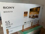 Sony Bravia KD55 XD8577 UHD
