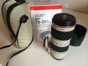 Canon EF 70-200 mm F2