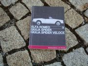 Betriebsanleitung Alfa Romeo Giulia Spider