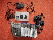 PS2 mit Zubehör und Spiele