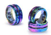Reihenzähler Ring Regenbogen von KnitPro