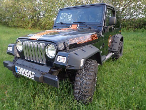 Jeep Wrangler 48000km