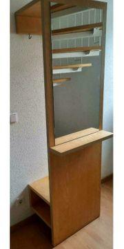 Ikea STARK Garderobe Spiegel Flurgarderobe