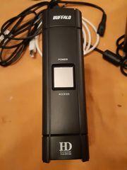 Buffalo Drivestation - USB-Festplattengehäuse