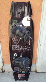 Wakeboard Wasserski Scott Byerly - 137