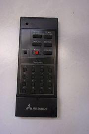 Fernbedienung Mitsubishi für VHS Video