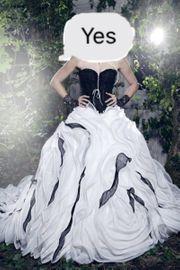 Brautkleid von Lucardis Feist