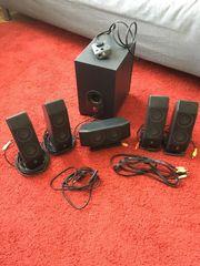 Logitech X-540 5 1 Lautsprechersystem