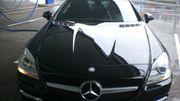 Mercedes-Benz SLK 200 BlueEFFICIENCY 7G-TRONIC