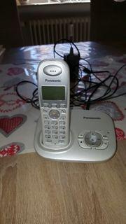 Panasonic kabeloser Telefon mit AB