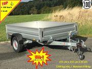 STEMA - 1300 kg - Anhänger - Tieflader