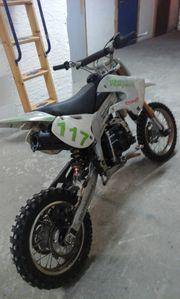 verkaufen poket bike cross 125cc