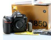 Nikon D850 45 7MP Digital