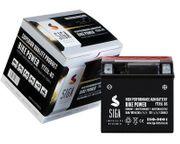 SIGA Motorrad Batterie AGM 5Ah